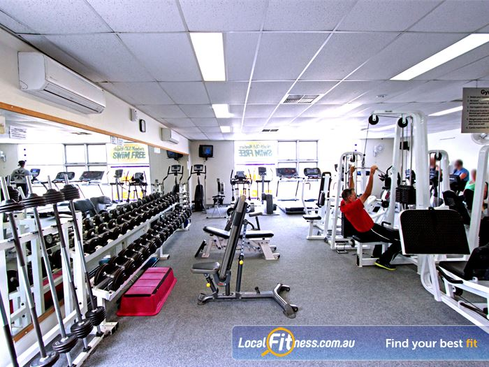 Yarra Recreation Centre Gym Yarra Junction  | The intimate and friendly atmosphere at the Yarra