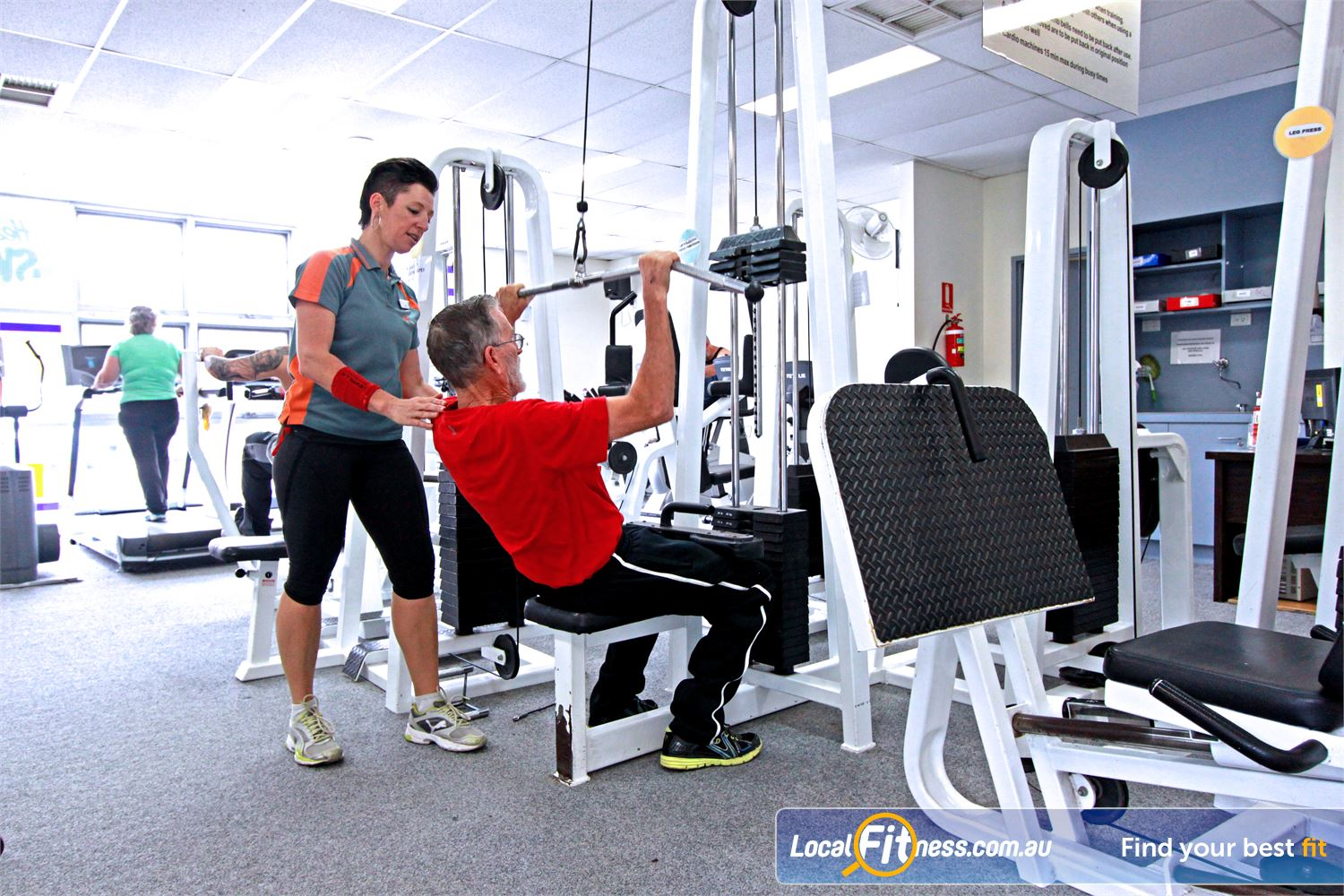 Yarra Recreation Centre Yarra Junction Get the right advice about strength training and weight-loss training.