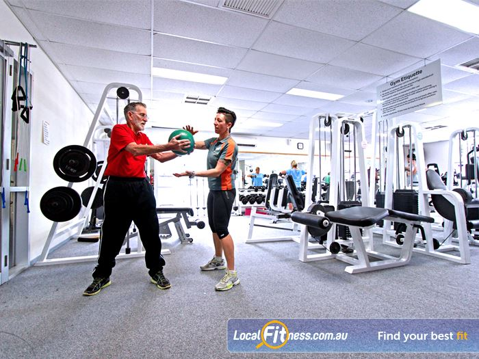 Yarra Recreation Centre Gym Yarra Junction  | Fully equipped with mats, fitballs, medicine balls and