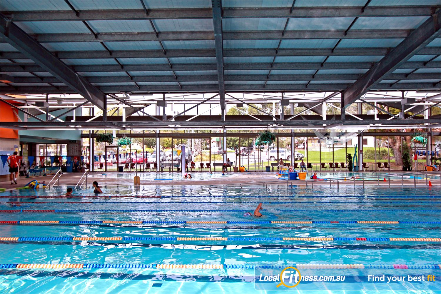 Yarra Recreation Centre Near Warburton Our indoor swimming pool is heated all year round.