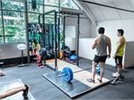 Fitness First Platinum Lane Cove Gym Fitness Multiple deadlifting and