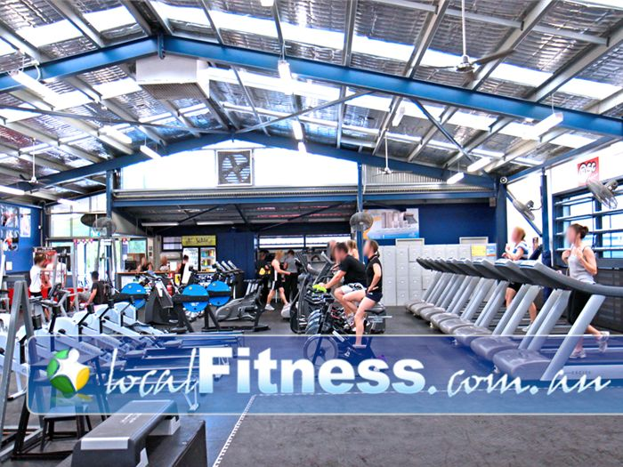 PCYC Gold Coast Gym Broadbeach  | PCYC Gold Coast provides a comprehensive strength training