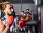 9Round Riverview Gym Fitness Our Redbank boxing stations