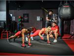 9Round New Chum Gym Fitness After 9 stations, your