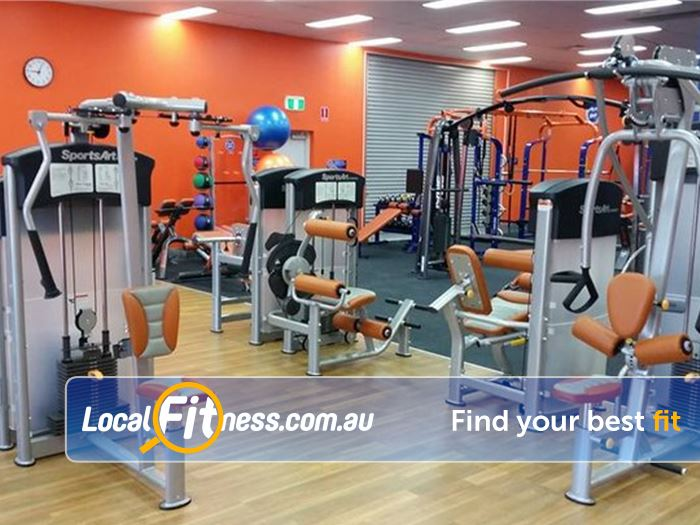 Plus Fitness 24/7 Gym Broadbeach Waters  | Our Nerang gym includes state of the art