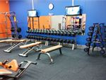 Our Nerang gym provides a fully equipped free-weights