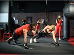 9Round Herston Gym Fitness Train For 30 Minutes, Burn