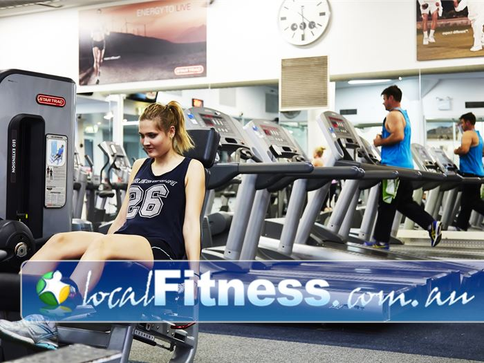 D-Club247 Fitness Gym Bendigo  | Fresh and modern Bendigo gym facilities.