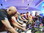 High energy cycle classes will get your body