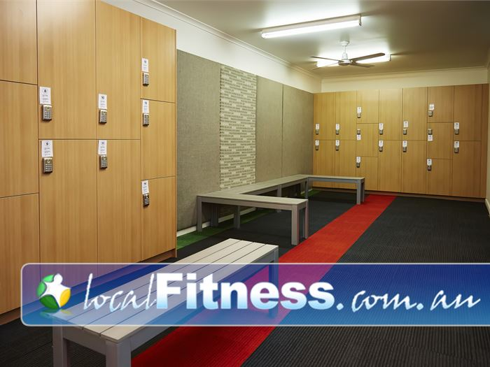 D-Club247 Fitness Diamond Hill Gym Fitness Spacious lockers and change