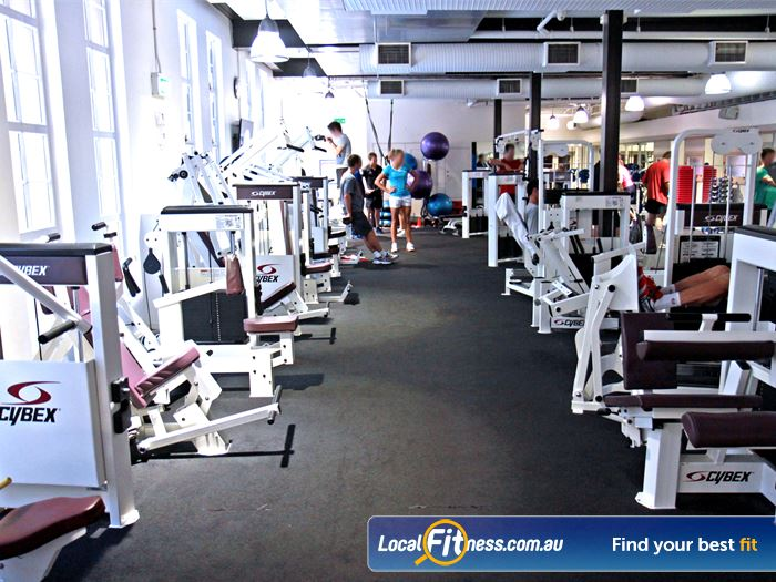 Goodlife Health Clubs Martin Place Gym Rozelle  | Our exclusive Sydney gym caters for the busy