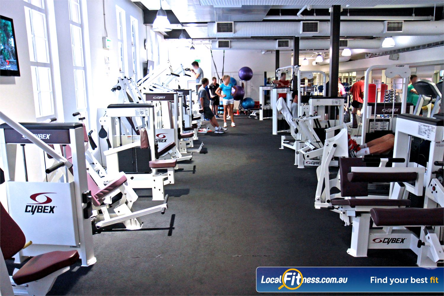 Goodlife Health Clubs Martin Place Sydney Our exclusive Sydney gym caters for the busy executive in the Sydney CBD.