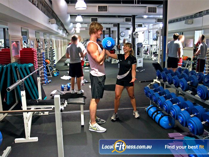 Goodlife Health Clubs Martin Place Gym Balgowlah    Our Sydney Martin Place gym includes a comprehensive
