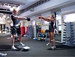 Goodlife Health Clubs Martin Place World Square Gym Fitness Sydney gym instructors can