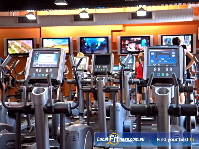 Goodlife Health Clubs Martin Place Alexandria Mc Gym Fitness Tune into your favorite shows