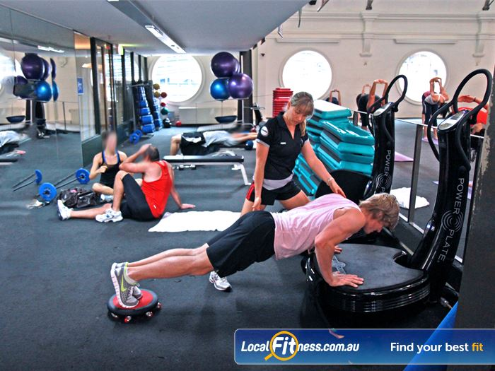 Goodlife Health Clubs Martin Place Sydney Gym Fitness Our Goodlife club includes a