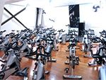 Goodlife Health Clubs Martin Place World Square Gym Fitness Dedicated Sydney spin cycle