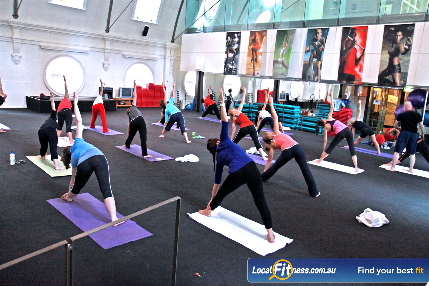 Goodlife Health Clubs Martin Place Near Alexandria Mc Our range of Sydney group fitness classes run around your corporate workday.