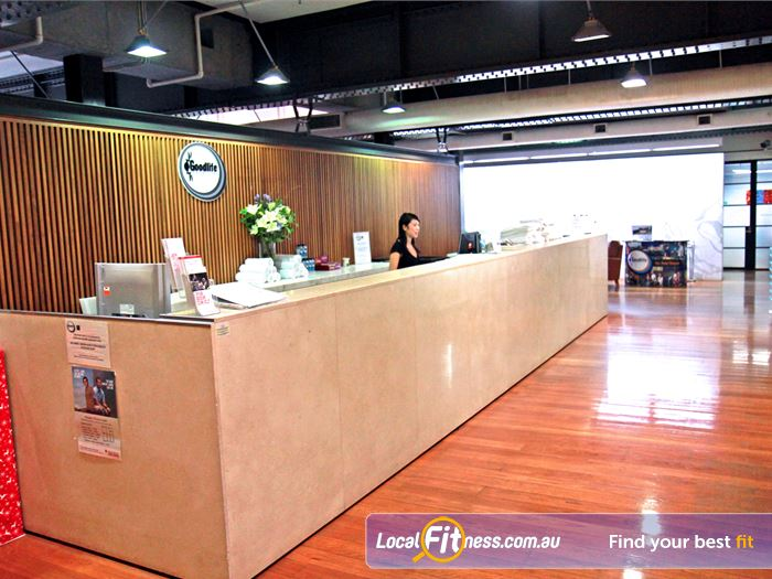 Goodlife Health Clubs Martin Place Sydney Gym Fitness Welcome to the exclusive