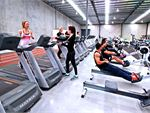 in2Fitness Endeavour Hills Gym CardioThe open plan cardio area in our