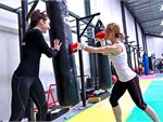 in2Fitness Noble Park Gym Fitness Dedicated combat area includes