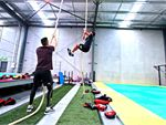 in2Fitness Doveton Gym Fitness Indoor grass, climbing ropes,