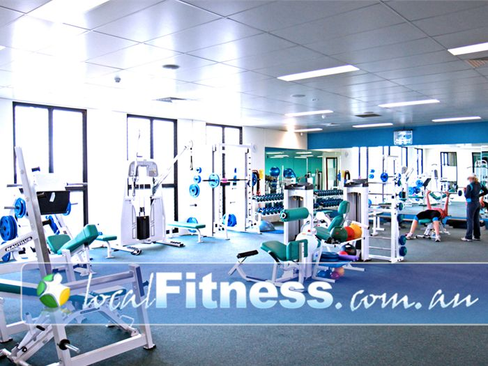 Fernwood Fitness Gym Carlton North  | Our Moonee Ponds womens gym provides 2 level