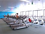 Fernwood Moonee Ponds gym provides a spacious cardio