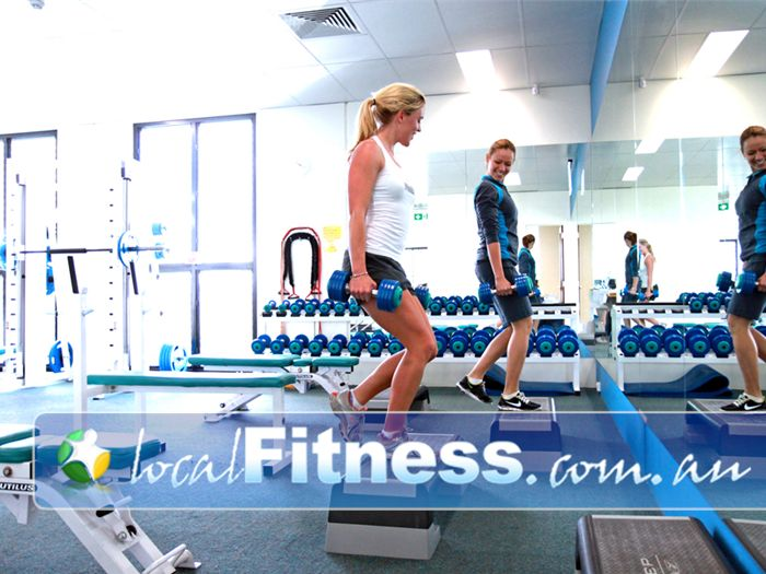 Fernwood Fitness Near Maribyrnong Lose weight fast with multi-joint cardio strength exercises.