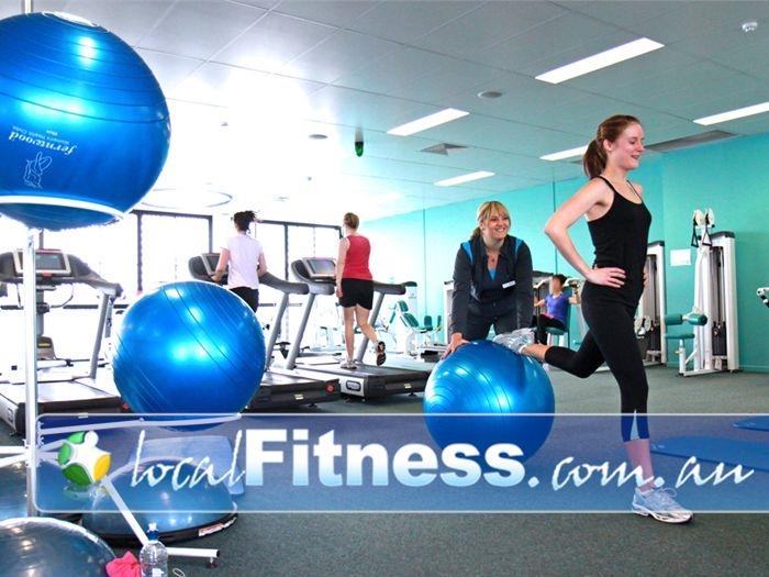 Fernwood Fitness Ascot Vale Fernwood Moonee Ponds trainers will create a enjoyable stretching and ab program to suit you.