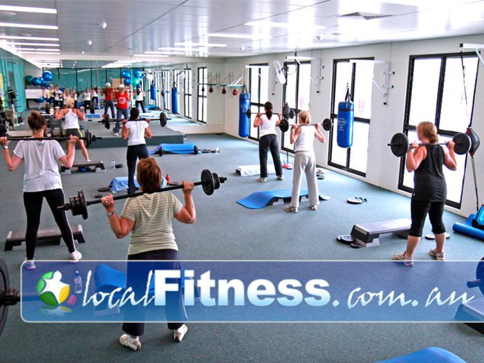Fernwood Fitness Near Moonee Ponds BodyPump and Moonee Ponds Yoga are popular classes that run throughout the week.