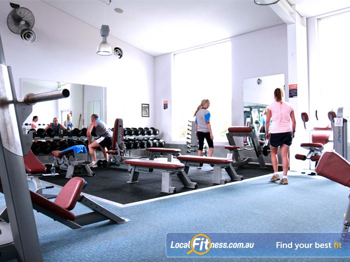 Pelican Park Recreation Centre Gym Hastings  | 400 sq/m of state of the art equipment
