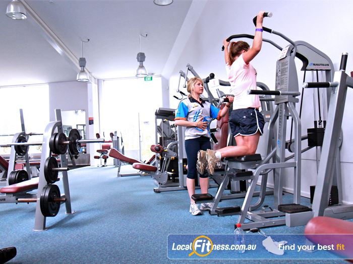 Pelican Park Recreation Centre Gym Frankston  | The spacious Hastings gym floor is open for