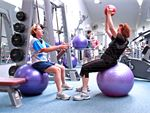 Pelican Park Recreation Centre Tuerong Gym Fitness Work your core with our range