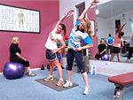 Pelican Park Recreation Centre Hastings Gym Fitness A dedicated stretch and ab area