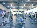 Our free-weights area a full range of benches,