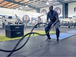Challenge your fitness with functional training and battle
