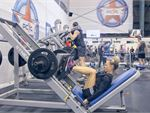 PCYC Auburn Lidcombe Gym Fitness Full range of plate-loading