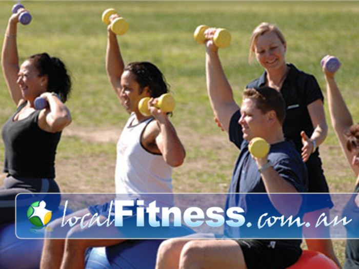 Step into Life Near Corrimal Ditch the gym and train outdoors!