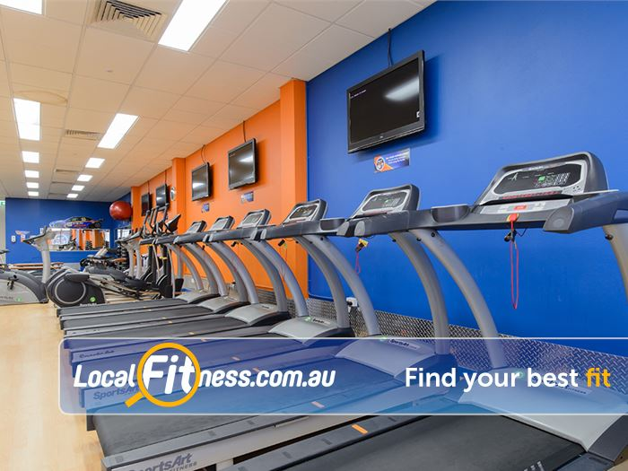 Plus Fitness Health Clubs Gym Five Dock  | Welcome to Plus Fitness 24 hours gym Gladesville