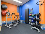 Plus Fitness Health Clubs Huntleys Point Gym Fitness Fitballs stretching mats,