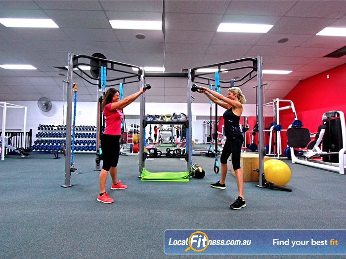 Fernwood Fitness Southland Gym Dingley Village  | State of the art functional training at Fernwood
