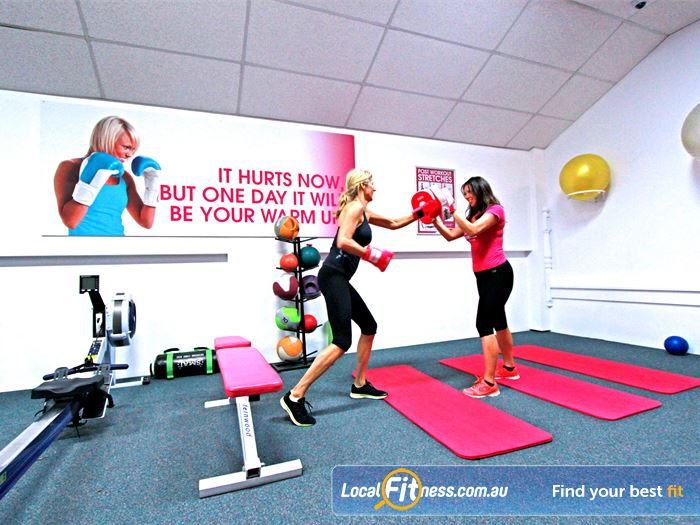 Fernwood Fitness Southland Beaumaris Ladies Gym Fitness Incorporate Cheltenham boxing