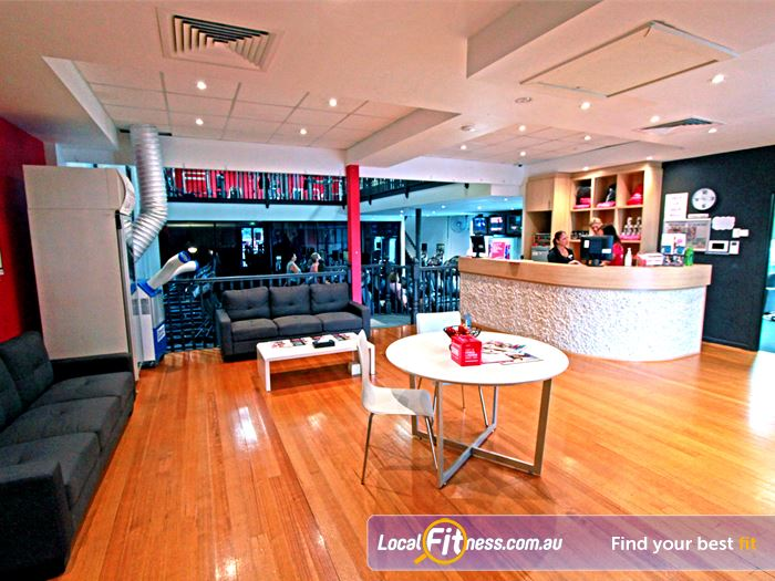 Fernwood Fitness Southland Heatherton Ladies Gym Fitness Relax in the Fernwood members