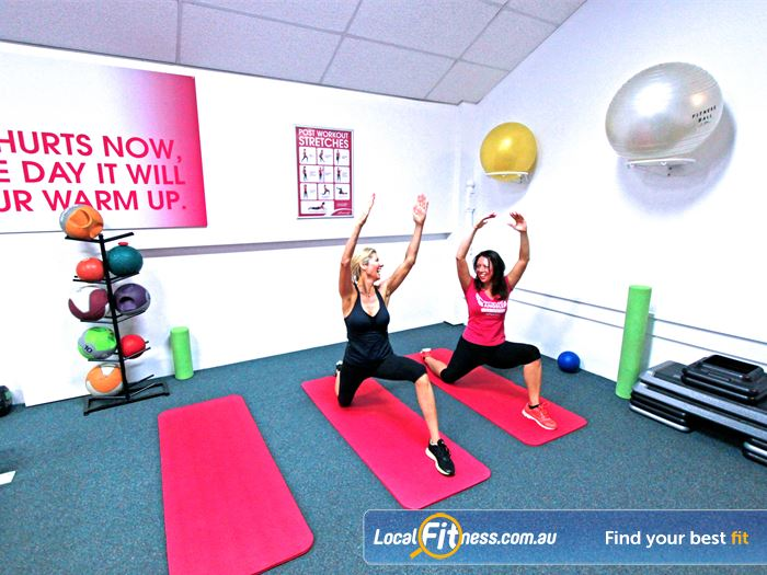 Fernwood Fitness Southland Cheltenham Ladies Gym Fitness Balance your workout in our