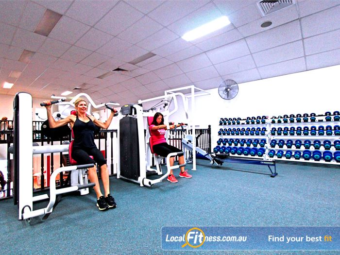 Fernwood Fitness Southland Cheltenham Ladies Gym Fitness Our Cheltenham 24 hour gym