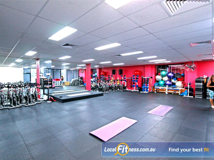 Fernwood Fitness Southland Beaumaris Ladies Gym Fitness Over 40 classes inc. Cheltenham
