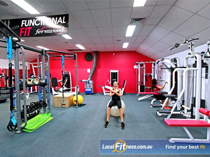 Fernwood Fitness Southland Heatherton Ladies Gym Fitness Get Functional FIT at Fernwood