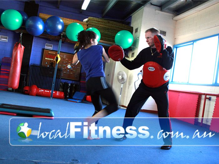 Energym Health & Fitness Gym Seaford  | Billy has trained elite fighters in his school.