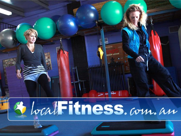 Energym Health & Fitness Gym Frankston  | Freestyle aerobic classes not seen in other gyms.